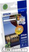 Бумага Epson 100mmx150mm Premium Semiglossy Photo Paper, 50л. (C13S041765)