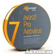 Антивирус Avast Pro Antivirus 2014 1 ПК/1 год Box