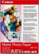 Бумага Canon A4 Photo Paper Matte MP-101, 50л. (7981A005)