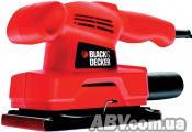 Шлифмашина вибрационная Black&Decker KA300
