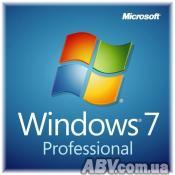 Операционная система Microsoft Windows 7 SP1 Professional 64-bit Russian 1pk DVD (FQC-08297)
