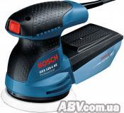 Шлифмашина вибрационная Bosch GEX 125-1 AE (0601387500)