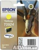 Картридж Epson StC91,CX4300 yellow (старый код C13T09244A10) (C13T10844A10)