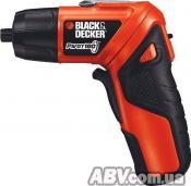Электроотвертка Black&Decker PLR36NC