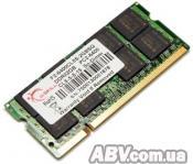 Модуль памяти G.Skill SoDIMM DDR2 2GB 800 MHz (F2-6400CL5S-2GBSQ)