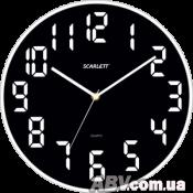 Часы Scarlett SC - 55WT