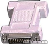 Переходник DVI 24+5pin to VGA F Viewcon (VA 004)