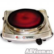 Электрическая плитка ТЕРМІЯ ЕПП 1-1,0/220 (н),1 конф.,нерж.