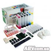 СНПЧ ColorWay Canon MG-6140/8140 chip (MG6140CС-0.0)