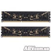 Купить Модуль памяти для компьютера DDR3 16GB (2x8GB) 1600 MHz GEIL (GD316GB1600C11DC)