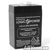 Батарея к ИБП LogicPower 6В 4.5 Ач (2569)