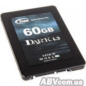 """Накопитель SSD 2.5""""  60GB Team (T253L3060GMC101)"""