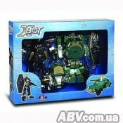 Трансформер X-bot Танк, Воин (82010R)