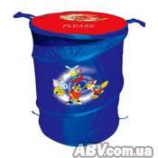 Ящик для игрушек DEVIK play joy голубая (TO303C)