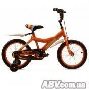 """Детский велосипед Premier Bravo 16"""" Orange (13897)"""