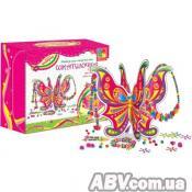 Набор для творчества Vladi Toys Шкатулочка (большая), розовая (VT2401-06-2)