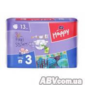 Подгузник Bella Baby Happy Midi 5-9 кг 13 шт (5900516600365)