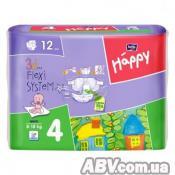 Подгузник Bella Baby Happy Maxi 8-18 кг 12 шт (5900516600372)
