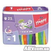 Подгузник Bella Baby Happy newborn 2-5 кг 25 шт (5900516601805)