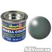 Купить Аксессуары для сборных моделей Revell Краска цвета папоротника шелковисто-матовая 14ml (32360)