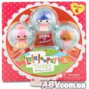 Кукла Lalaloopsy Юки Сакура и Принцесса (2 куклы, питомец) (539841)