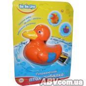 Игрушка для ванной BeBeLino Плавающая птица-рыболов, Утка (57035-1)