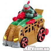 Боевой транспорт TMNT Черепашки-Ниндзя Рафаэль в фургоне (97211)