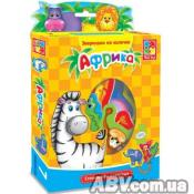 Настольная игра Vladi Toys Африка (рус. язык) (VT1801-01-2)