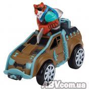Боевой транспорт TMNT Черепашки-Ниндзя Тигриный коготь в сафари-грузовике (97217)