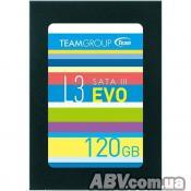 """Накопитель SSD 2.5"""" 120GB Team (T253LE120GTC101)"""