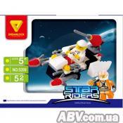 Конструктор DREAMLOCK Звездные всадники Космический истребитель (5209)
