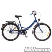 "Велосипед Дорожник 20"" SMART 14G St синий 2016 (OPS-D-20-019-1)"