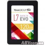 """Накопитель SSD 2.5"""" 120GB Team (T253L7120GTC101)"""
