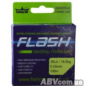 Леска Fishing ROI FLASH Universal Line 100м 0,22мм 4.9кг (47-00-022)
