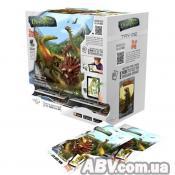 Игровой набор Dino Mundi Парк Динозавров 3d реальность (TT-DI24)