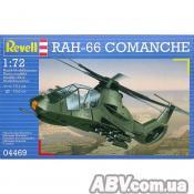 Сборная модель Revell Боевой вертолет RAH.66 Comanche 1:72 (4469)