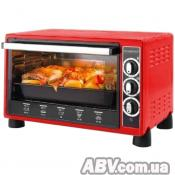 Электропечь HOUSETECH 12803 red