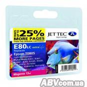 Картридж Jet Tec Epson StPh P50/PX660/PX720WD Magenta (110E008003)