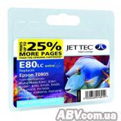 Картридж Jet Tec Epson StPh P50/PX660/PX720WD Light Cyan (110E008005)