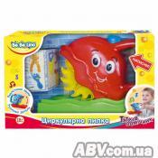 Развивающая игрушка BeBeLino Циркулярная пила красная (57085-1)