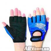 Перчатки для фитнеса Stein Rouse GLL-2317 blue (M) (GLL-2317blue/M)