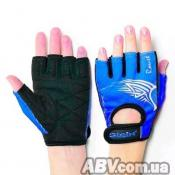 Перчатки для фитнеса Stein Rouse GLL-2317 blue (S) (GLL-2317blue/S)