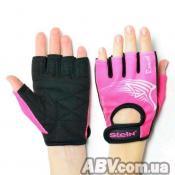 Перчатки для фитнеса Stein Rouse GLL-2317 pink (M) (GLL-2317pink/M)