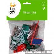 Игровой набор Just Cool Военный отряд (7956)