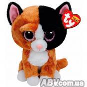 Купить Мягкая игрушка Ty Beanie Boo's Котенок Tauri 25 см (37064)