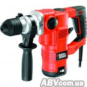 Перфоратор BLACK&DECKER KD1250K-QS SDS-Plus (KD1250K)