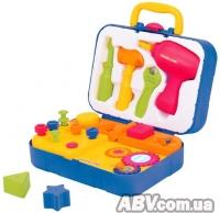 Купить Kiddieland - preschool - Набор для ролевых игр - МАЛЕНЬКИЙ СТОЛЯР (звук)