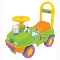 Купить Kiddieland - Чудомобили - Чудомобиль - ВЕСЕЛЬЕ С ВИННИ ПУХОМ (свет, звук)