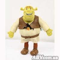 Купить Shrek - Мягк. игр. - ШРЕК (муз., 34 см)