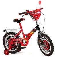Купить Disney - велосипеды - Велосипед детский 2-колесный - ТАЧКИ (диаметр колеса 16 дюймов)